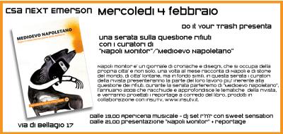 Napoli monitor a Firenze